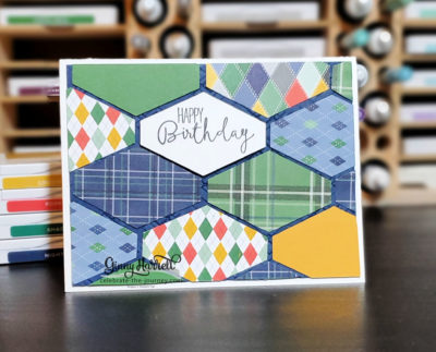 clubhouse stampin' up ginny harrell