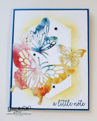 Butterfly Beauty Butterfly Gala ginny harrell stampin' up
