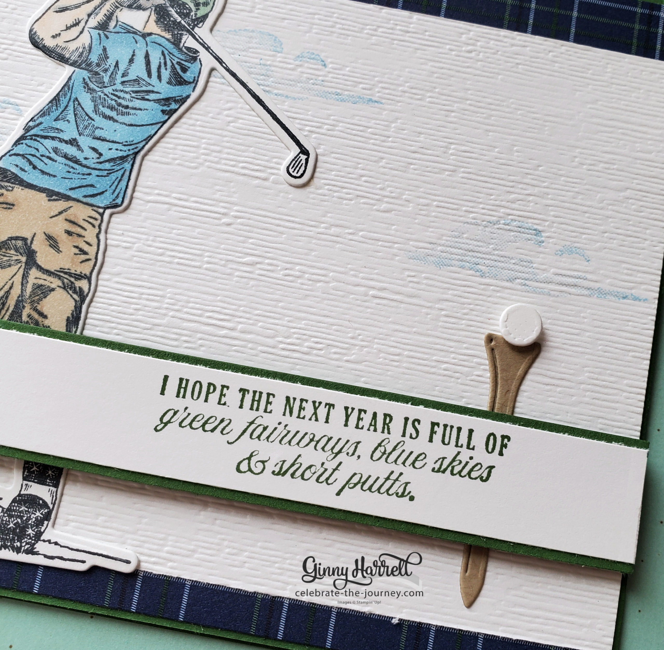 clubhouse ginny harrell stampin' up