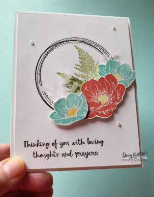floral essence ginny harrell stampin up