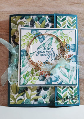 forever fern stampin' up! ginny harrell